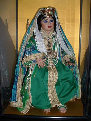 Fez Bride Poster by Patricia Rachidi