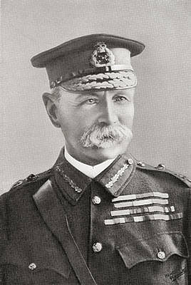 Field Marshal Frederick Sleigh Roberts Poster by Vintage Design Pics