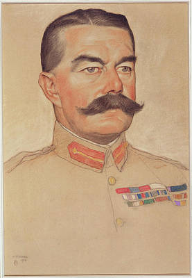 Field Marshal Lord Kitchener Of Khartoum Poster
