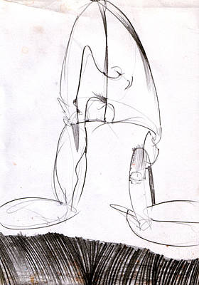 Figure Drawing 8 Poster