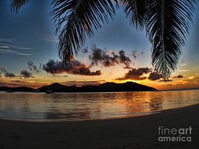 Fiji Island Dreams Poster