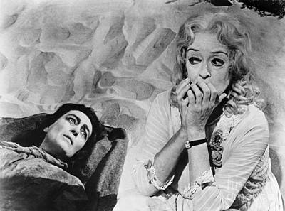 Poster featuring the photograph Film: Baby Jane, 1962 by Granger