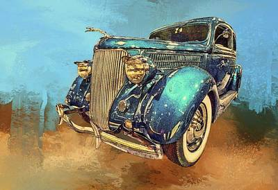 Fine Ride Poster
