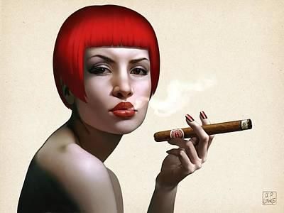 Finest Cuban Poster
