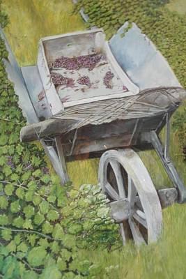 Finished Harvest Poster