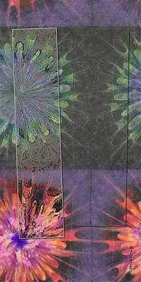 Finnier Truth Flowers  Id 16165-202841-14261 Poster by S Lurk