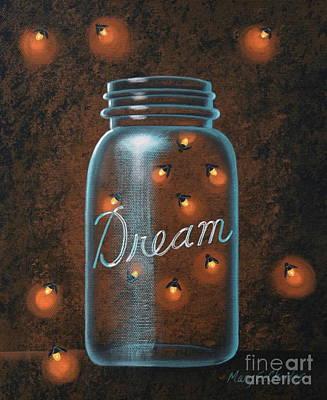 Firefly Dream Poster