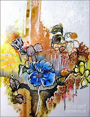 First Light In The Garden Of Eden Poster