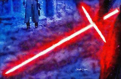First Order Cross - Da Poster