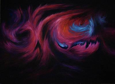 First Transcendence Poster by Rachel Christine Nowicki