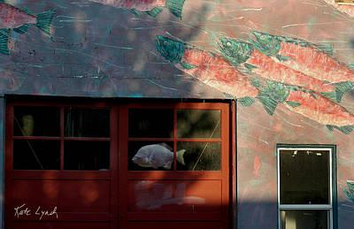 Fish Door Poster