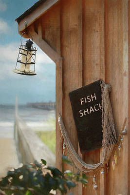 Poster featuring the photograph Fish Fileted by Lori Deiter