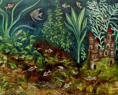 Fish Kingdom Poster