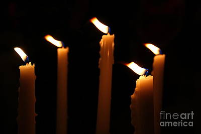 Five Candles Poster