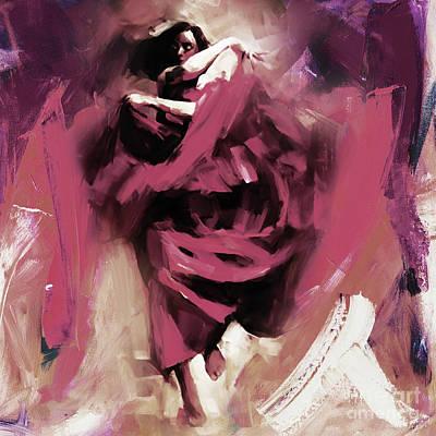 Flamenco 0321w Poster
