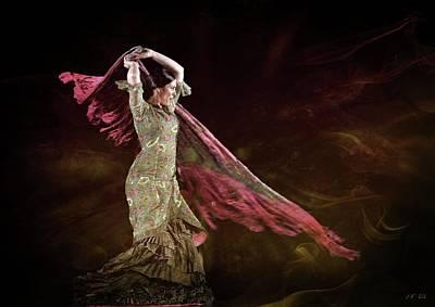 Flamenco Nomada  Poster