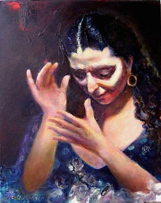 Flamenco Soul Poster