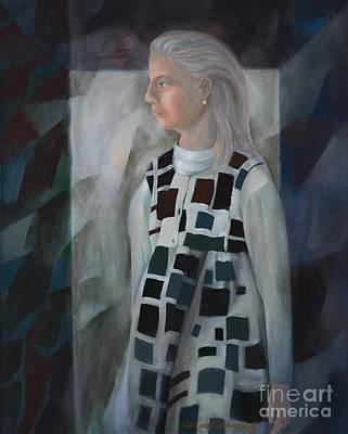 Flannel Dress Poster by Jukka Nopsanen