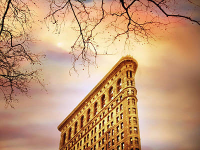 Flatiron Framing Poster by Jessica Jenney