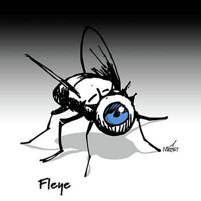 Fleye Poster