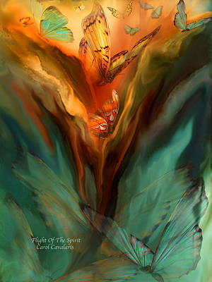 Flight Of The Spirit Poster
