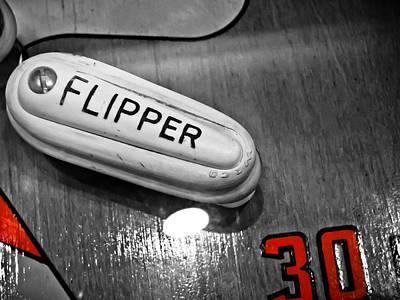 Flipper 30 - Pinball  Poster