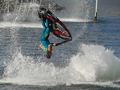 Jet Water Stunt Extreme  Poster