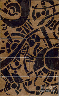 Flipside 1 Panel B Poster