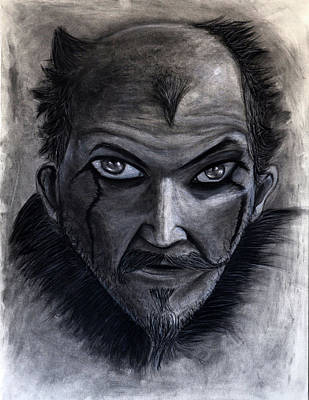 Vikings Floki Poster by Lucas Trucios