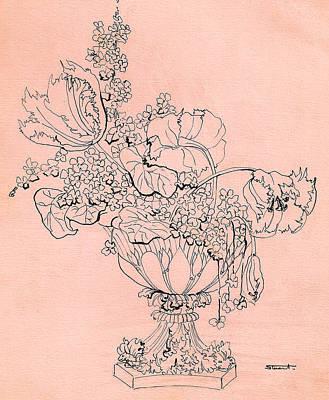 Flora 2 Poster by Stuart