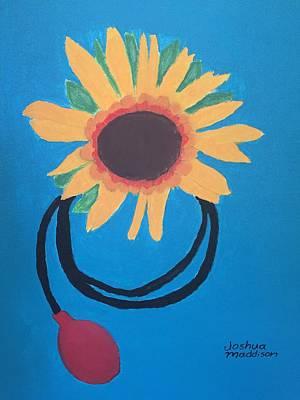 Flora Poster by Joshua Maddison
