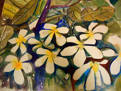 Flora Poster by Steven Holder