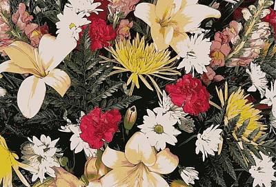 Floral 2 Poster