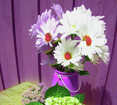 Floral Art 335 Poster