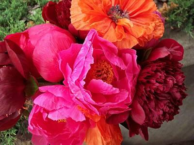 Floral Bouquet Poster