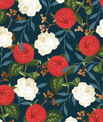 Floral Obsession V2 Poster