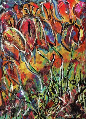 Floral Sensation Poster