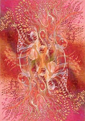 Floral Spring- Poster