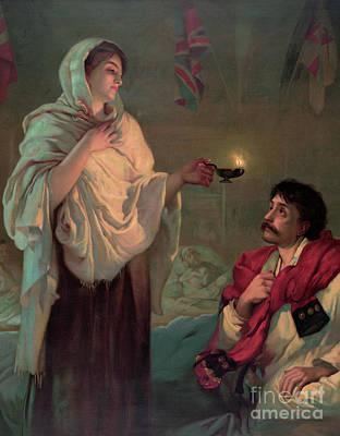 Florence Nightingale Poster
