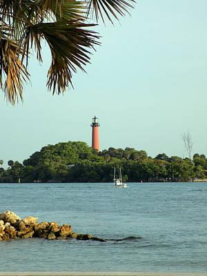 Florida Lighthouse 3 Poster