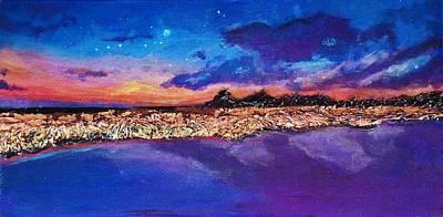 Florida Starry Night I Poster