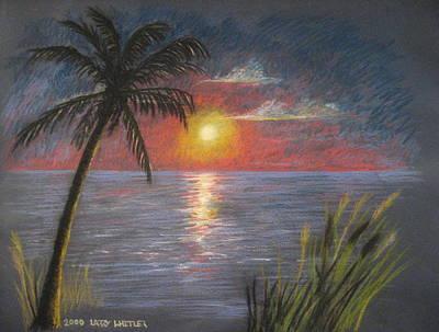 Florida Sunset Poster