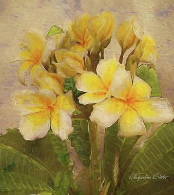 Floridian Bouquet Poster