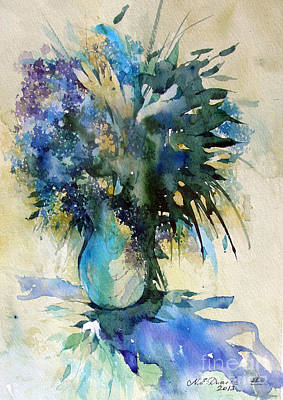 Flower Bouqet Poster