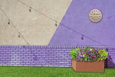 Flower Box Poster by Paul Wear