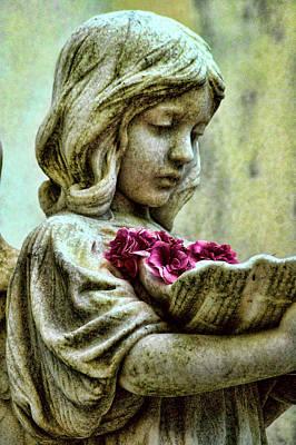 Flower Child Poster by Joetta West
