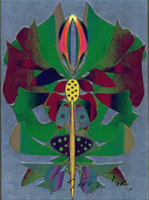 Flower Design Poster