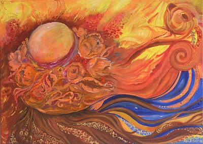 Flower Dream Poster by Rita Fetisov
