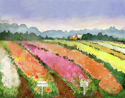 Flower Farm Poster
