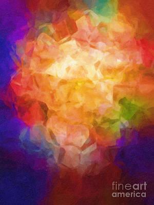 Flowerpot Poster by Lutz Baar